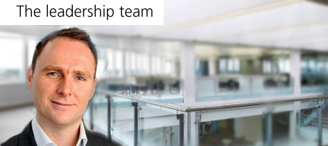 Enterprise leadership team