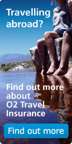Travelling abroad? - Find out more