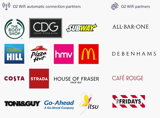 O2 Wifi Partners