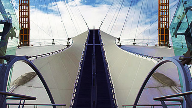 An image of the O2 Entertainment