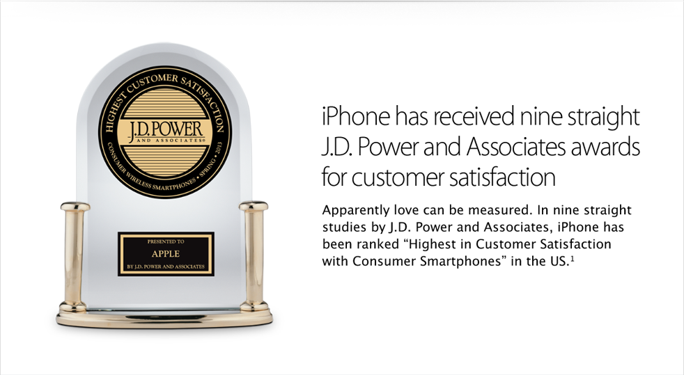 iPhone Awards