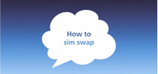 How to sim swap